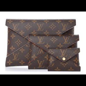 COMING SOON NWT Louis Vuitton Kirigami Pochette